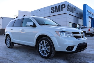 2013 Dodge Journey R/T - AWD, Leather, Nav, Sunroof, DVD, 19 Alloys SUV
