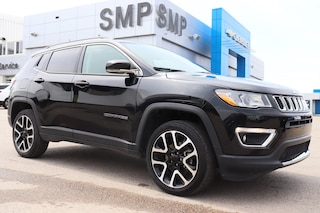 2018 Jeep Compass Limited - Leather, Sunroof, Nav SUV