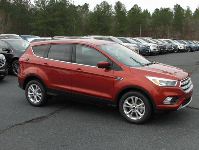 New 2019 Ford Escape SE SUV Evans GA
