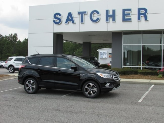 New 2018 Ford Escape SEL SUV Evans GA