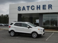 New 2019 Ford EcoSport SE SUV for sale in Evans GA