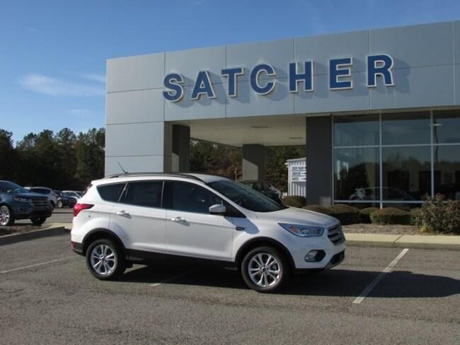 New 2019 Ford Escape SEL SUV Evans GA