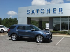 New 2018 Ford Explorer Limited SUV for sale in Edgefield SC