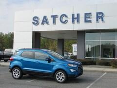 New 2020 Ford EcoSport SE SUV ES000 for sale in Evans GA