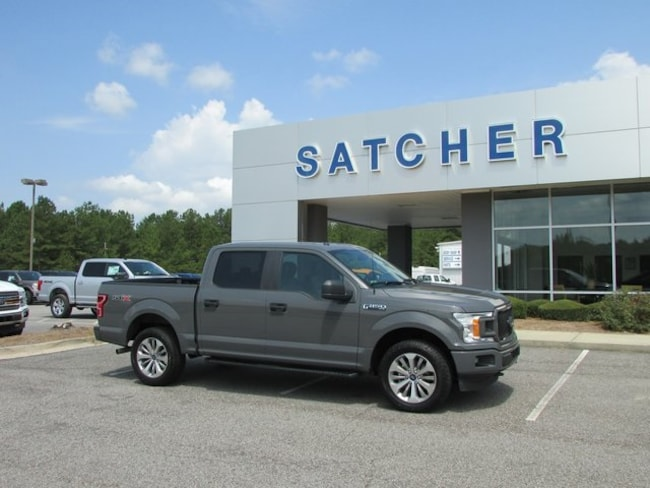 Used 2018 Ford F-150 XL Truck Evans GA