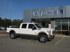 Used 2012 Ford F-250SD King Ranch Truck for sale in Evans GA