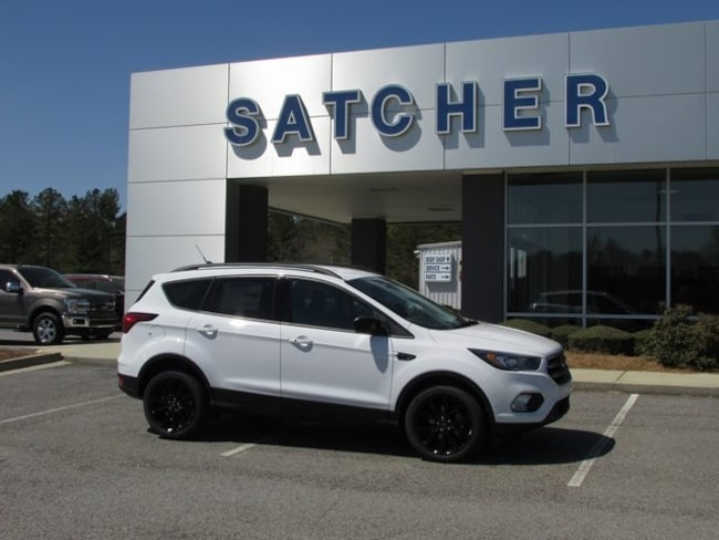 New 2019 Ford Escape SE SUV Evans GA