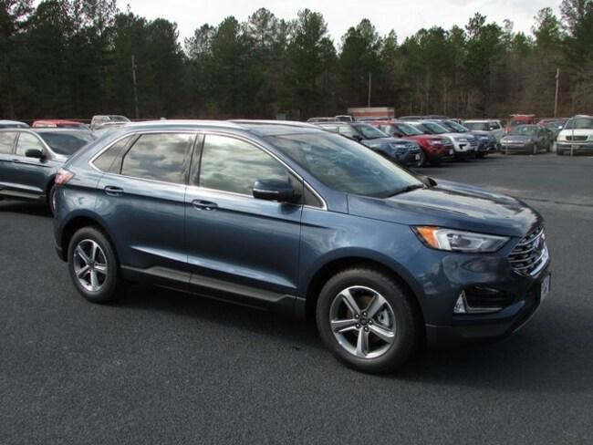 New 2019 Ford Edge SEL SUV Evans GA