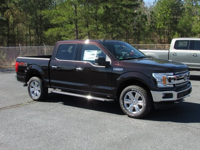 New 2019 Ford F-150 XLT Truck Evans GA
