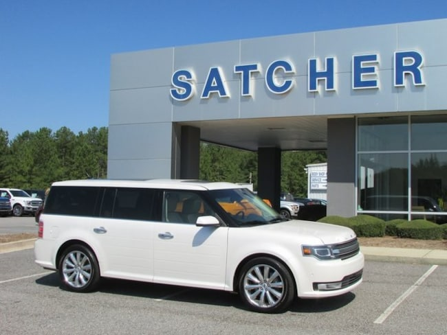 Used 2014 Ford Flex Limited SUV Evans GA