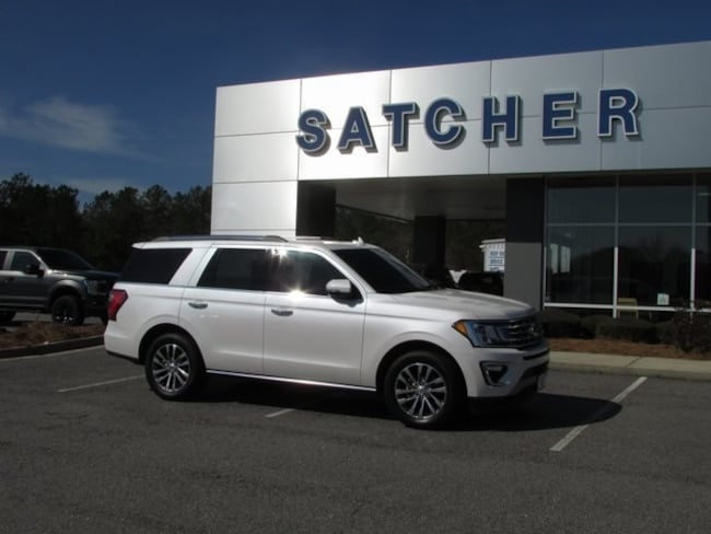 Used 2018 Ford Expedition Limited SUV Evans GA