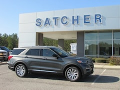 New 2020 Ford Explorer Limited SUV for sale in Edgefield SC