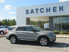 New 2020 Ford Explorer Platinum SUV for sale in Edgefield SC