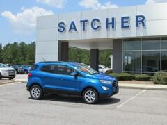 New 2019 Ford EcoSport SE SUV for sale near Aiken