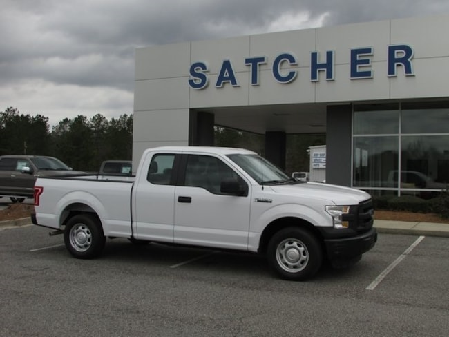 Used 2015 Ford F-150 XL Truck Evans GA