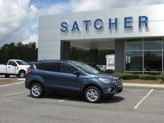 New 2018 Ford Escape SE SUV Evans GA