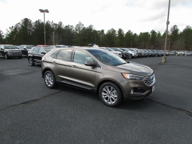 New 2019 Ford Edge Titanium SUV Evans GA