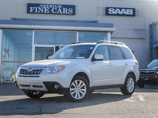 2011 Subaru Forester TOURING EDITION 1 Owner/Pano Roof/Top Condition Wagon