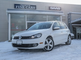 2012 Volkswagen Golf ONE OWNER Automatic/Power Sunroof/Heated Seats Hatchback