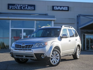 2011 Subaru Forester LIMITED EDITION  One Owner/Leather/Panorama Roof Crossover