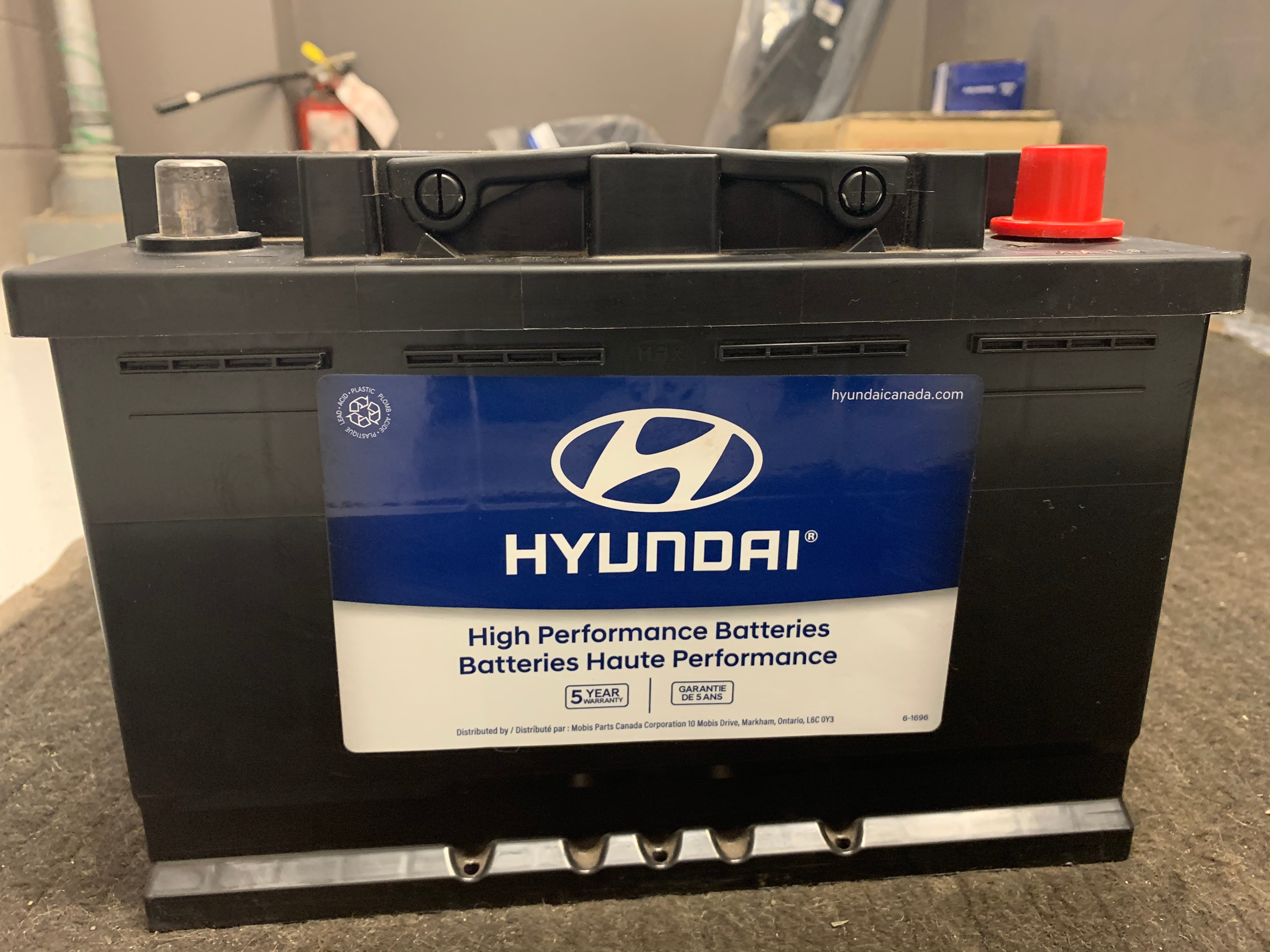 Hyundai Batteries