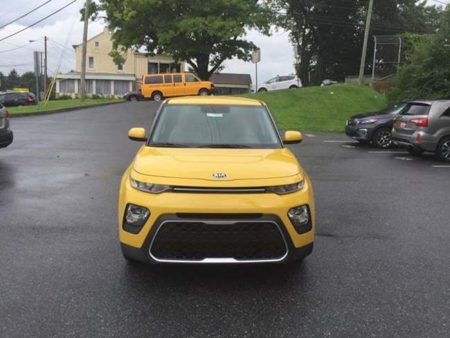 New 2020 Kia Soul LX Hatchback for Sale in Reading, PA