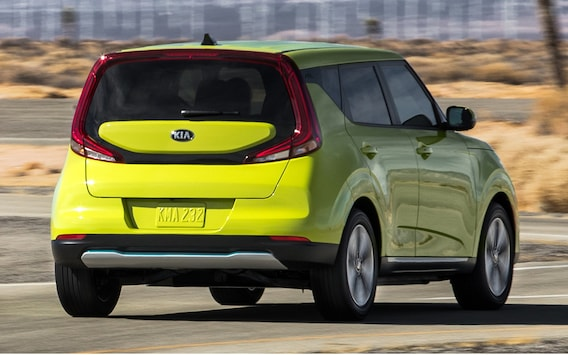 Learn More About The 2020 Kia Soul EV SUV for Sale in Reading PA