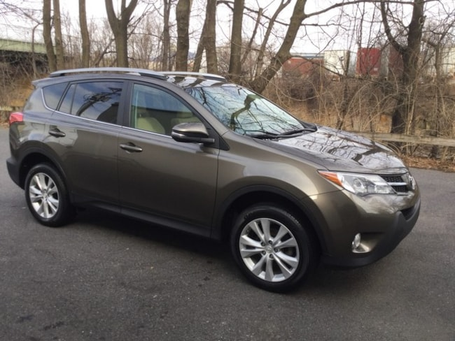 Used 2015 Toyota RAV4 Limited SUV in Reading, PA