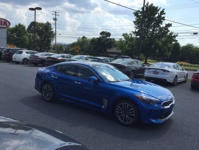 New 2018 Kia Stinger Premium Sedan for Sale in Reading, PA