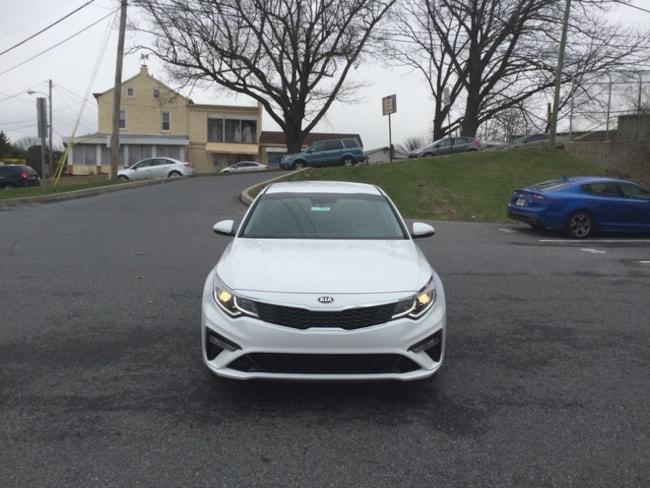 New 2019 Kia Optima LX Sedan for Sale in Reading, PA