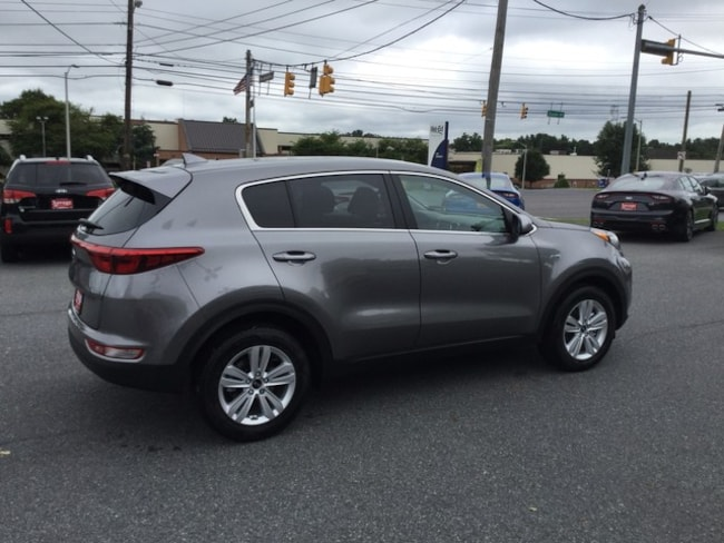 New 2019 Kia Sportage LX SUV for Sale in Reading, PA