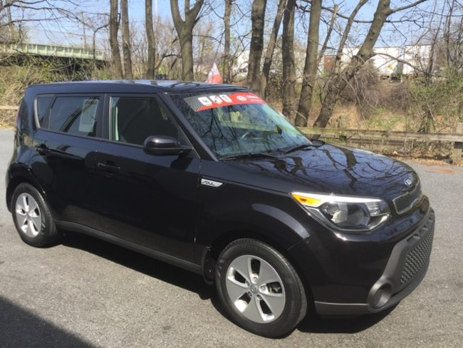 Used 2015 Kia Soul Base FWD Hatchback in Reading, PA