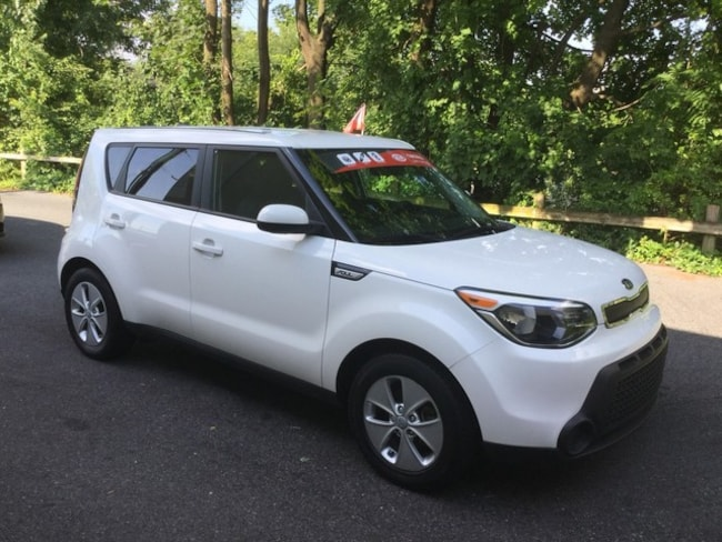 Used 2016 Kia Soul Base FWD Hatchback in Reading, PA