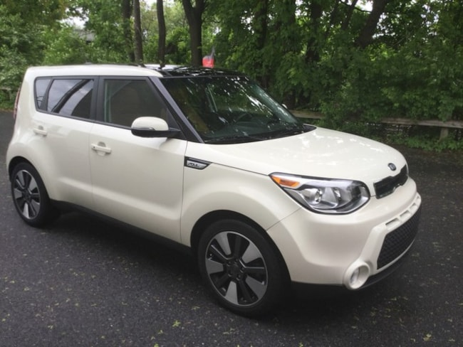 Used 2016 Kia Soul + FWD Hatchback in Reading, PA