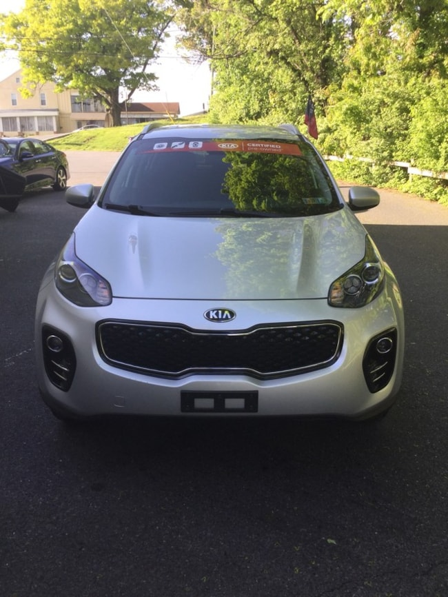 Used 2017 Kia Sportage LX SUV in Reading, PA