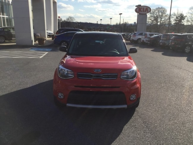 New 2019 Kia Soul + Hatchback for Sale in Reading, PA