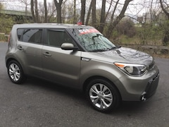 Used 2016 Kia Soul + FWD Hatchback for Sale in Reading, PA