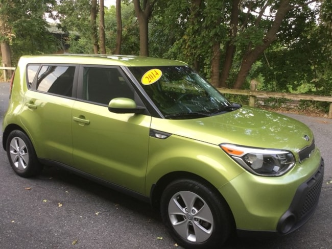 Used 2014 Kia Soul Base Hatchback in Reading, PA