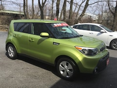 Used 2016 Kia Soul Base FWD Hatchback for Sale in Reading, PA