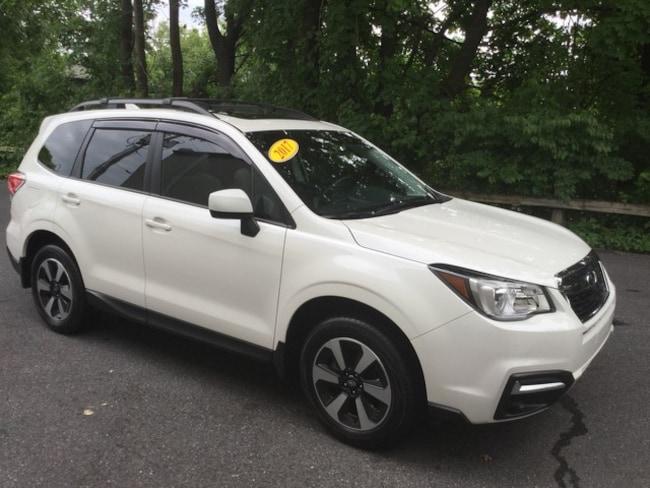Used 2017 Subaru Forester 2.5i Premium SUV in Reading, PA