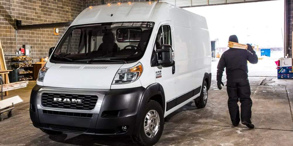 Shop 2019 RAM ProMaster City Cargo Van in Robesonia, PA