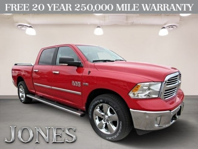 New 2018 Ram 1500 BIG HORN CREW CAB 4X4 6'4 BOX Crew Cab in Savannah, TN near Corinth, MS