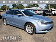 New 2015 Chrysler 200 LIMITED Sedan in Savannah, TN near Corinth, MS