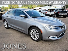 New 2015 Chrysler 200 C Sedan in Savannah, TN near Corinth, MS