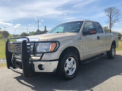2010 Ford F-150 2WD Supercab 145 XLT Extended Cab