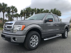 2014 Ford F-150 2WD Supercab 145 XLT