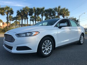 2016 Ford Fusion S FWD