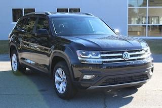 new 2019 Volkswagen Atlas 3.6L V6 SE w/Technology SUV for sale in Savannah