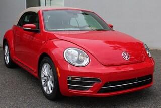 new 2019 Volkswagen Beetle 2.0T SE Convertible for sale in Savannah
