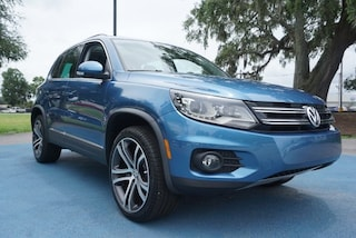 new 2017 Volkswagen Tiguan 2.0T SEL SUV for sale in Savannah